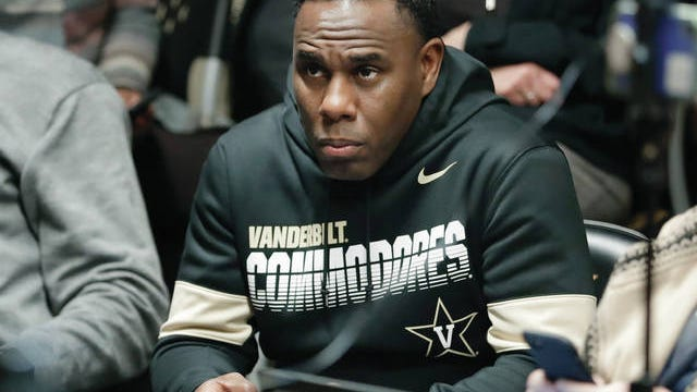 Vanderbilt's Derek Mason is one of 10 black Power 5 football coaches, a number that closely reflects the dearth that has drawn fire at the NFL level.