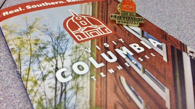 The Visit Columbia visitor's guide details local businesses, historic sites and special events. The guide was the result of a year-long tourism and marketing study, which found that downtown Columbia is the city's largest draw for economic tourism. Copies of the guide can be requested at www.visitcolumbiatn.com.