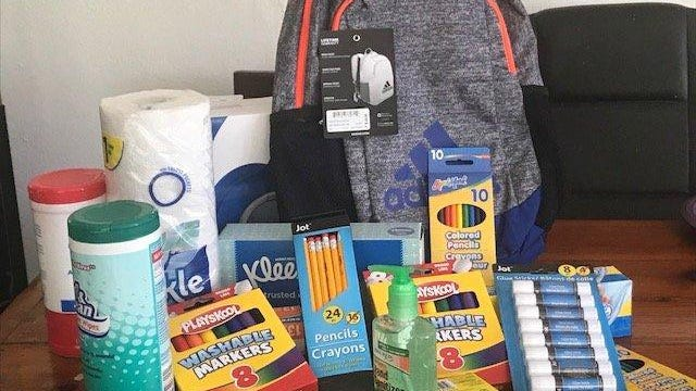 Parents in the area are spending less on back to school supplies this year according to a survey conducted by the Pocono Record.