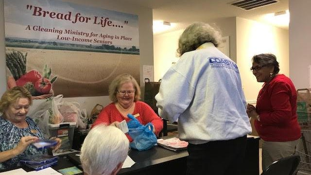 Bread for Life was founded in 2006 and is focused on providing food and necessities to those 60 and older.