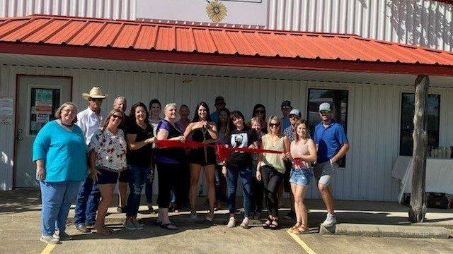 The Smithville Chamber hosted a ribbon-cutting ceremony for Handpicked Hair Salon, which was formerly known as the Looking Glass.