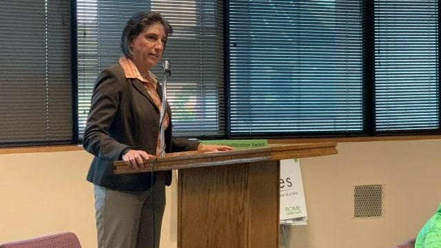 Rome Mayor Jacqueline Izzo is asking the Rome Common Council for more time to submit her proposal for the city's 2021 budget.
