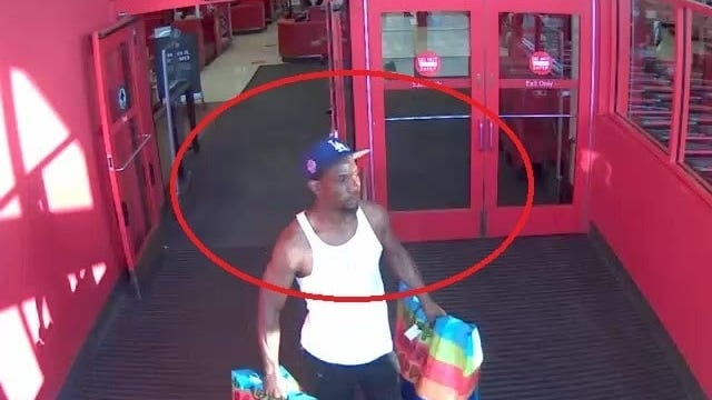 Westborough Police are hoping the public can help identify the man pictured here. They said he stole more than 40 cans of baby formula from Target earlier this month.
