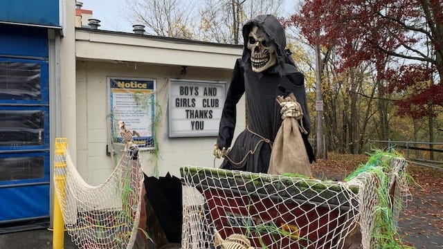 VERC Enterprises will host a haunted car wash Oct. 29 and 30 at their Marshfield location, 535 Plain St., Route 139, to benefit the Boys and Girls Club of Marshfield.