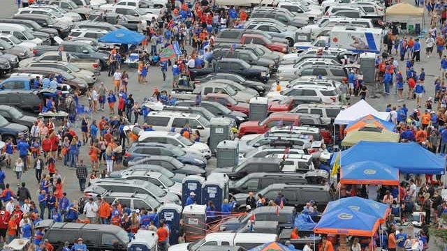 It's not just the action on the field that poses health risks as the college football world mulls how to put on a season. Game days, often packed with frat parties and tailgates, are worrying health officials who say such events could spark outbreaks of COVID-19.