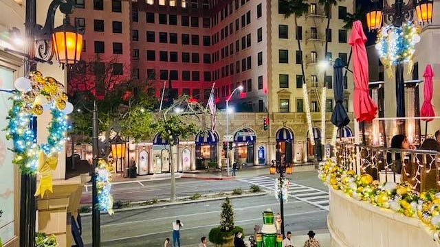 The Beverly Wilshire has a special spot in history to go with its glam location.