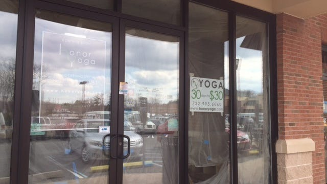 Honor Yoga is coming to this Jackson storefront.