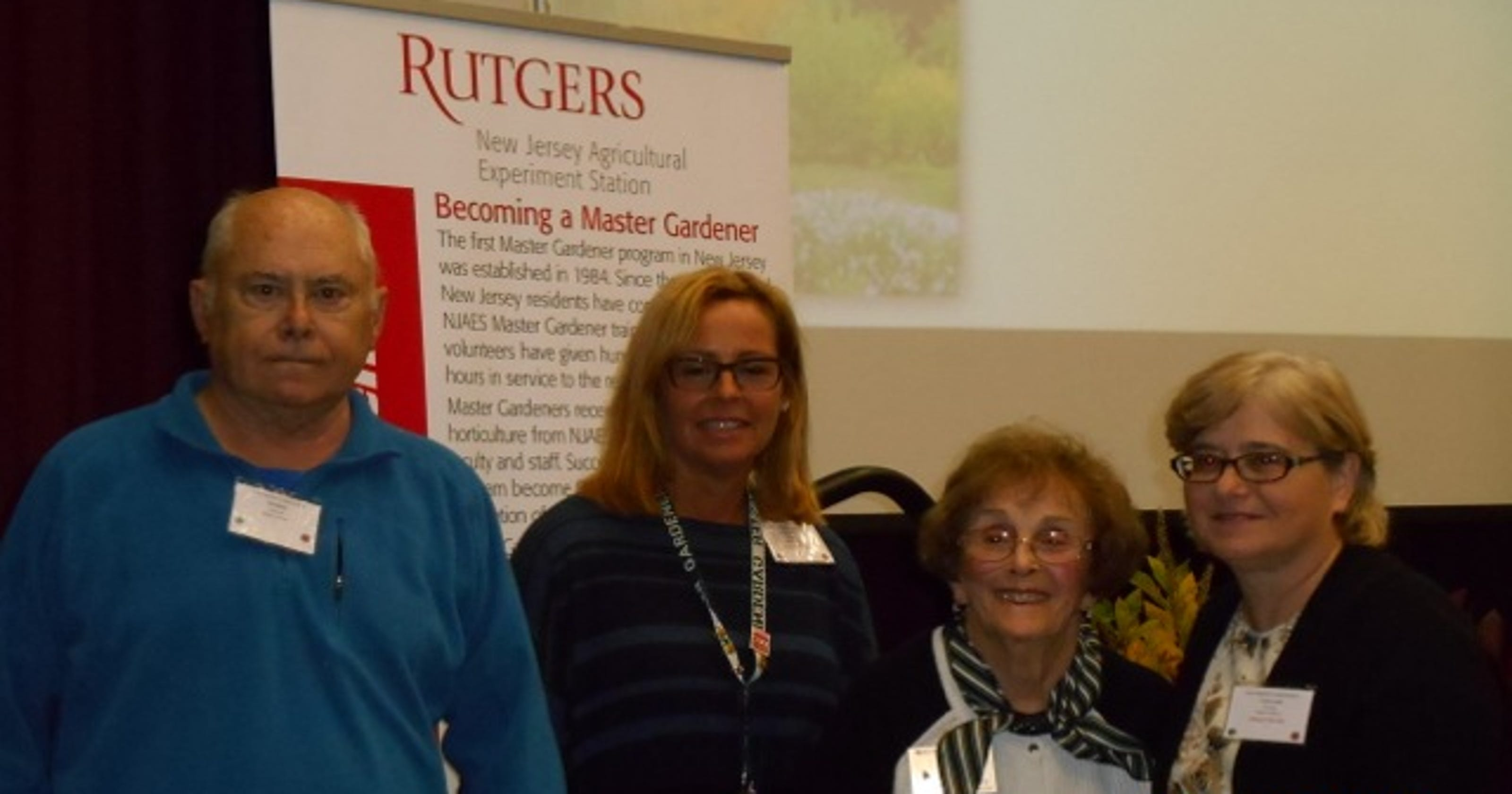 Somerset County master gardeners honored for volunteer efforts