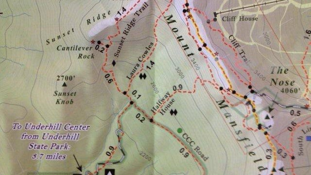 A hiker was found safe and in good condition after friends reported him missing on Mt. Mansfield Saturday as temperatures dropped and darkness neared.