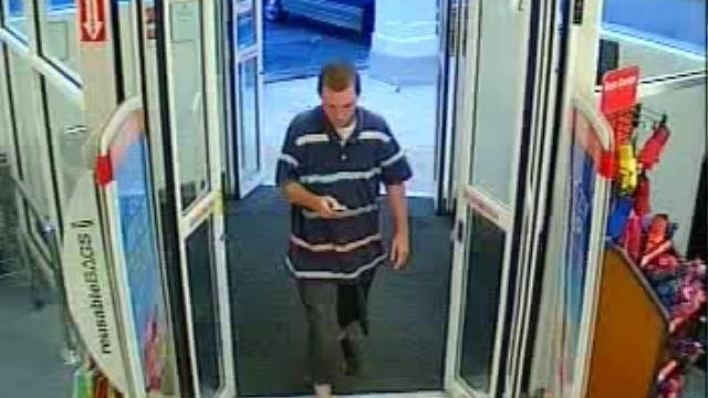 Police are asking anyone who can identify the suspect to call (856) 983-1116 or email facebook@eveshampd.org.