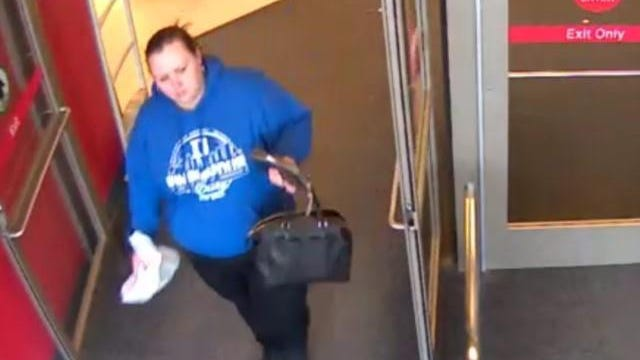 Police released photos Monday of a woman suspected of using stolen credit cards to make fraudulent purchases at West Des Moines businesses April 11.