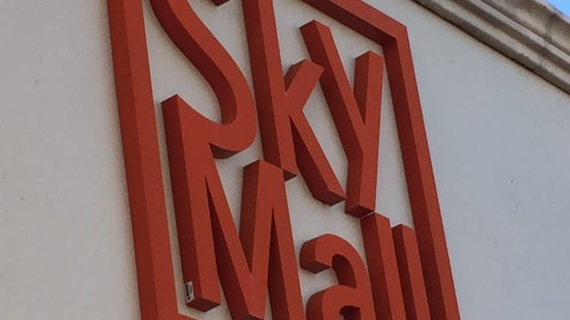 Xhibit, Phoenix-parent of the SkyMall, in-flight catalog, said it filed for bankruptcy protection Friday.