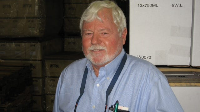 Butch Lindley is co-owner of Coastal Wine Services in Salinas.