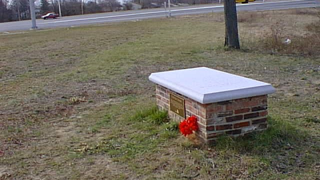 The grave of Thomas Ogle – whose family farmed and settled the area that was called Ogle's Town and now is called Ogletown – was saved and restored as part of roadwork at the intersection, but the project did not include a curb cut, parking spot or nearby lot with a walkway for potential guests to see it safely.