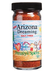 The Arizona Dreaming seasoning is made with ancho chili