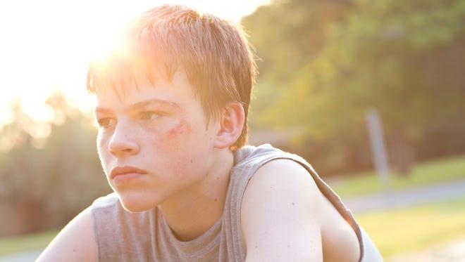 Josh Wiggins in 'Hellion'