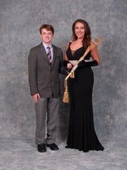 Duke Mitchell Joseph Rabalais and Duchess Caroline