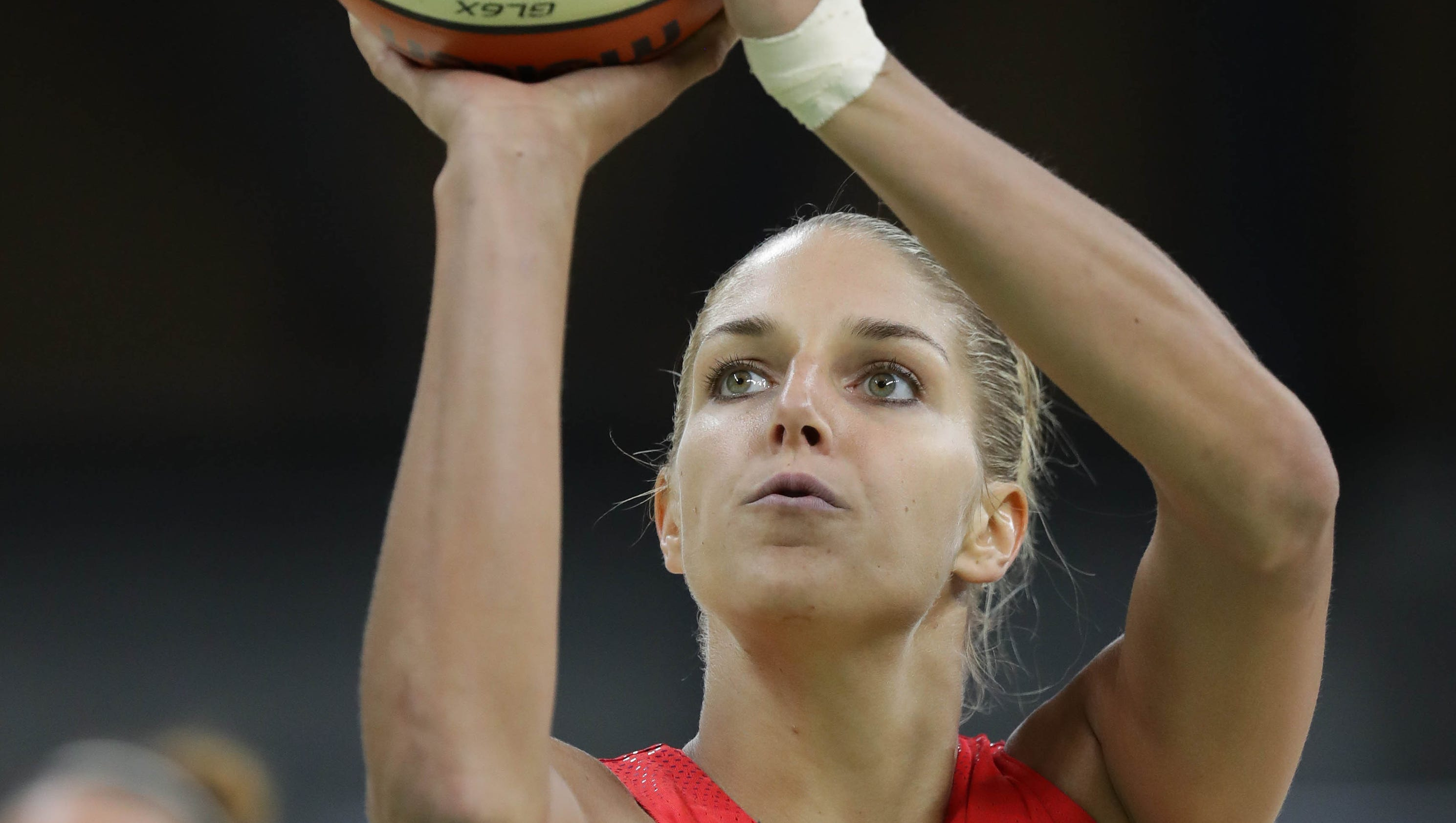 Women S Olympic Basketball Players Hope For More Lgbt