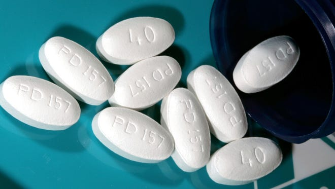 This photo shows Lipitor, a common medication. The Lafayette Parish School System may change to RxBenefits for prescription services for employees and retirees.