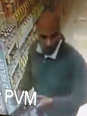Police are seeking to identify this man they say is connected to thefts from local stores.