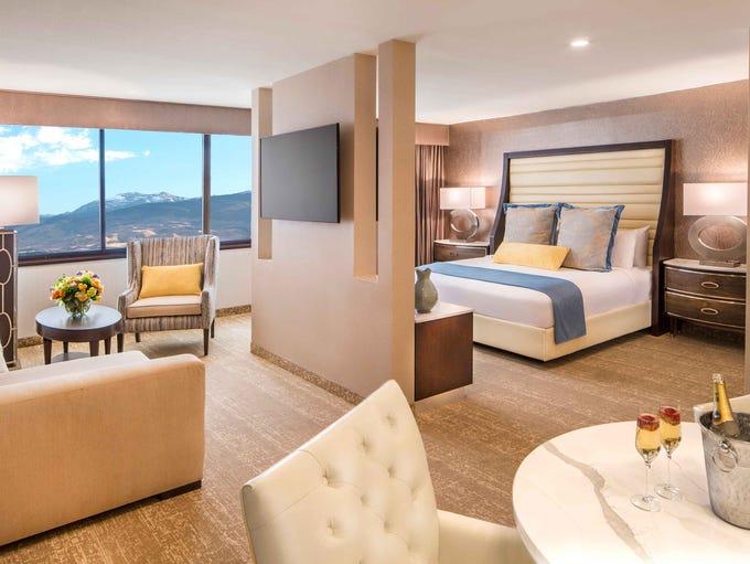 The A Suite in Grand Sierra Resort.