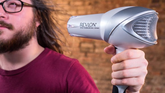 Get a hang-end blowout at home without spending a ton