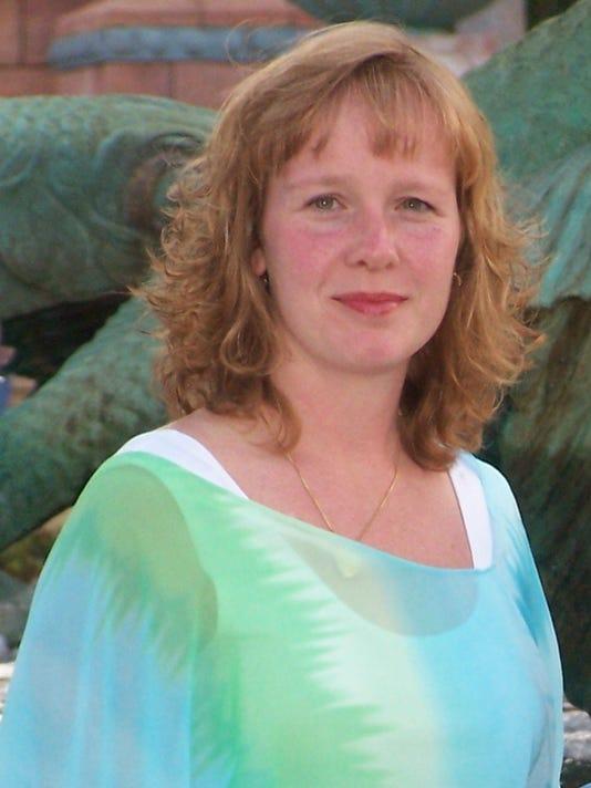 Branchburg: award-winning author to visit Branchburg Woman's Club PHOTO CAPTION