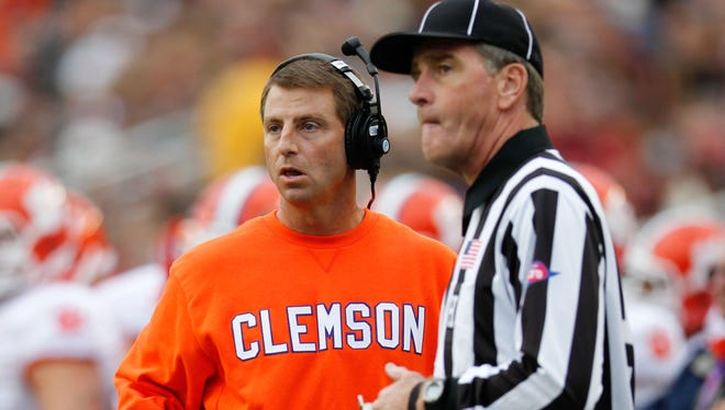 Clemson's Dabo Swinney and coaches all over college football could have plenty to talk about this season.