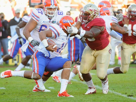 Jacobbi McDaniel was the No. 1 recruit in the state and No. 5 nationally out of Madison County in 2009, playing for FSU before reaching the NFL with the Cleveland Browns.