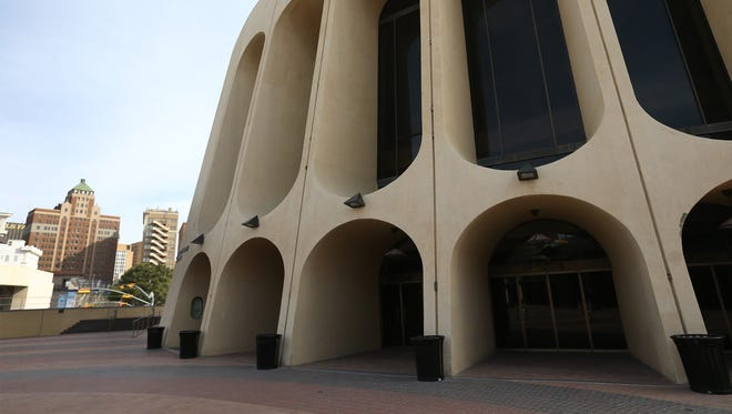The Abraham Chavez Theatre, built in the 1970s, was set to become the site of the Mexican American Cultural Center after renovations.