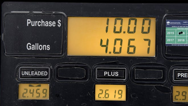 A new gas tax is on the way, which could help with bridge and road repairs.