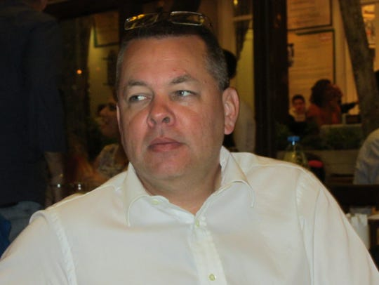 The Rev. Andrew Brunson