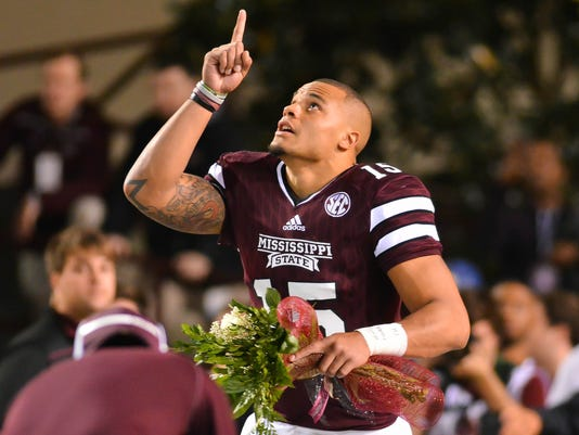 innovative design be880 73a8d No Bulldog like him: Dak Prescott forever changed MSU