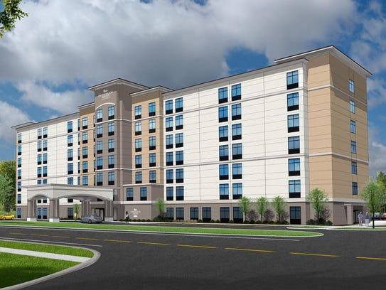 Hotels Near Sparrow Hospital Lansing Mi
