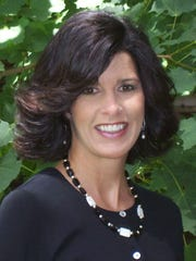 Mary Neubauer, vice president of external relations