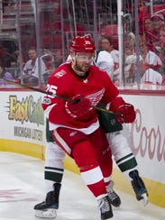 Mike Green, a two-time All Star, is the second-highest