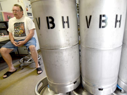Don Welch has started a small brewery called Veteran