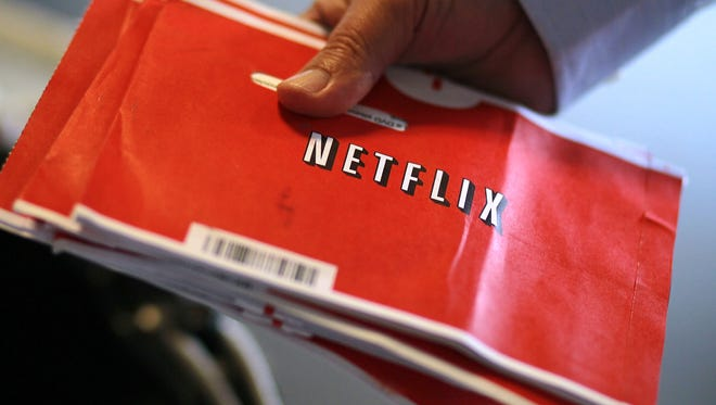 Netflix was the biggest gainer of the S&P 500 index in 2013.