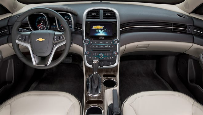 Chevrolet Malibu will be first to get GM's 4G hotspot