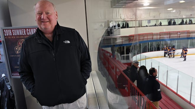 New England Sports Center general manager Wes Tuttle died Saturday.