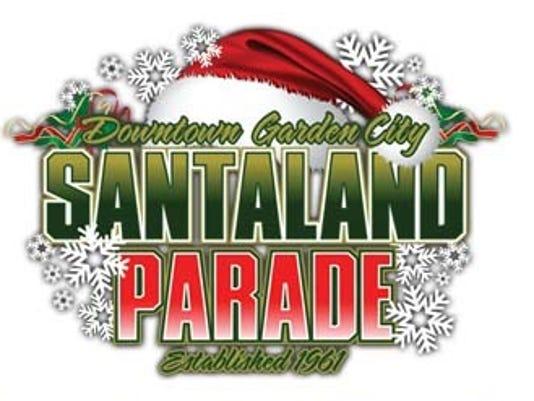 santaland logo