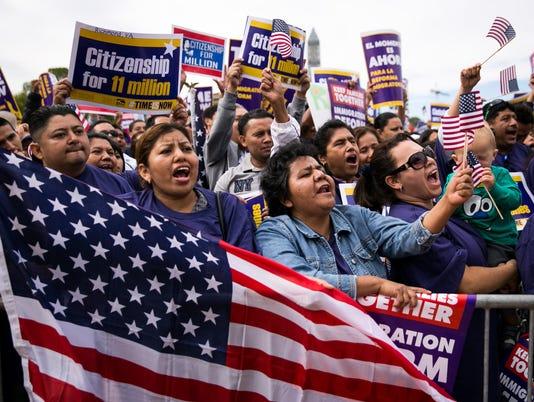 Shutdown Immigration Pivot