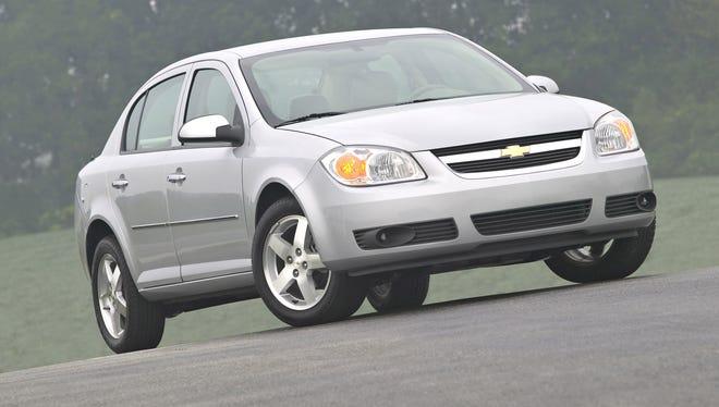 2005 Chevrolet Cobalt LT Sedan