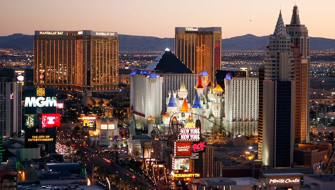 Nevada, home to the iconic city of Las Vegas, is one of the handful of states that does not have an individual income tax.