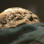 Forty mummies from Europe, South America and Egypt are on display at the Buffalo Museum of Science.