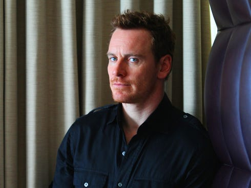 5 things you should kn... Michael Fassbender Wisconsin