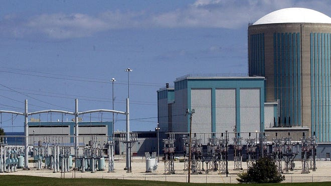 Officials from the U.S. Nuclear Regulatory Commission held a meeting for Kewaunee County residents Sept. 24 to update them on the decommissioning of the Kewaunee Power Station.