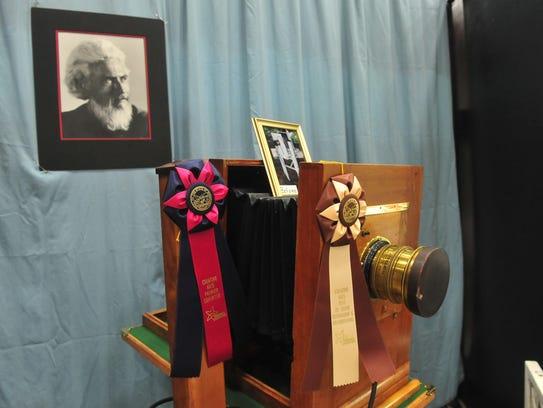 Ted Funyak restored an Eastman Kodak camera from 1925,