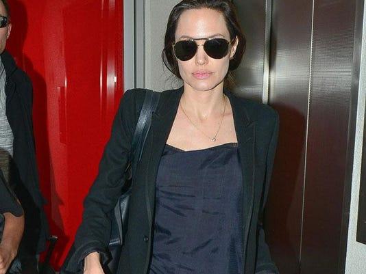 Angelina Jolie reveals why she feared the naked bathtub