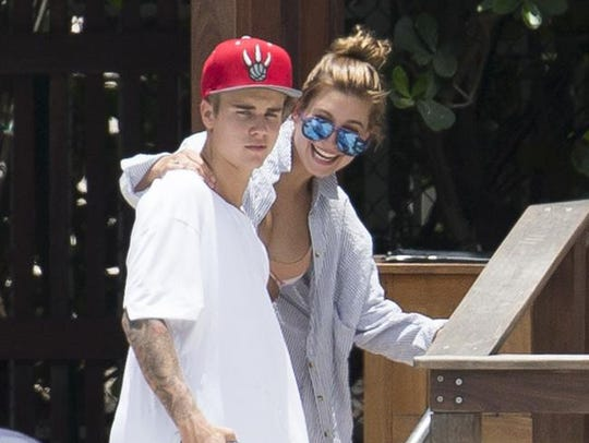 Justin Bieber and Hailey Baldwin | Justin Bieber and